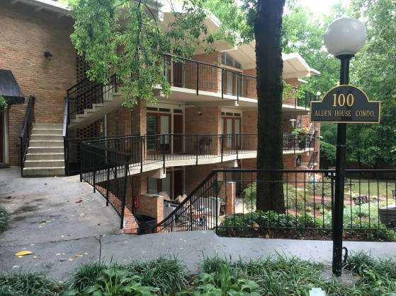 Alden House Condo in Brookwood